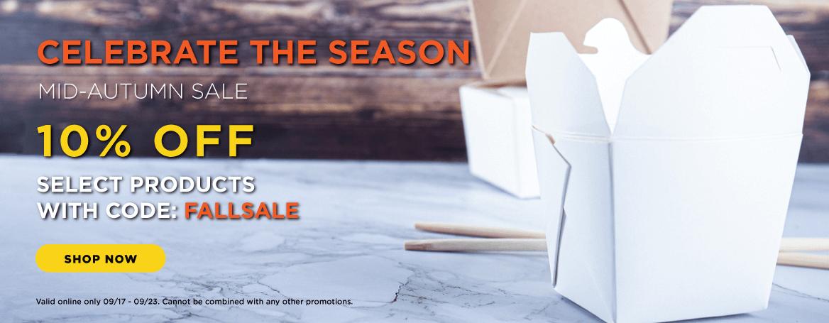 Mid-Autumn Sale
