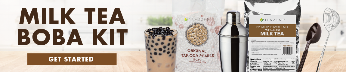 Boba Milk Tea Kit