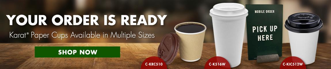 Karat Hot Cups