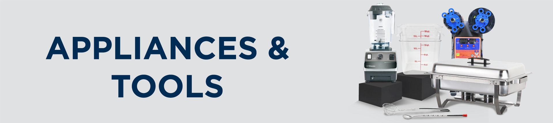 Appliances & Tools