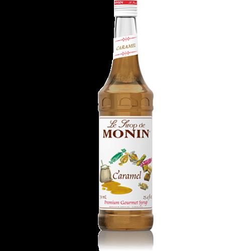 Monin Caramel Syrup 750ml H Caramel