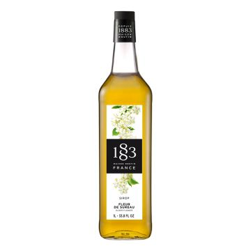 1883 Maison Routin Elderflower Syrup (1L)