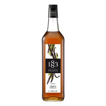 1883 Maison Routin French Vanilla Syrup (1L)