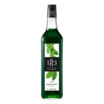 1883 Maison Routin Green Mint Syrup (1L)