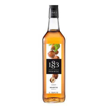 1883 Maison Routin Hazelnut Syrup (1L)