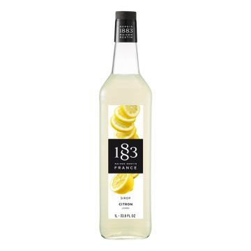 1883 Maison Routin Lemon Syrup (1L)