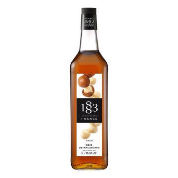 1883 Maison Routin Macadamia Nut Syrup (1L)
