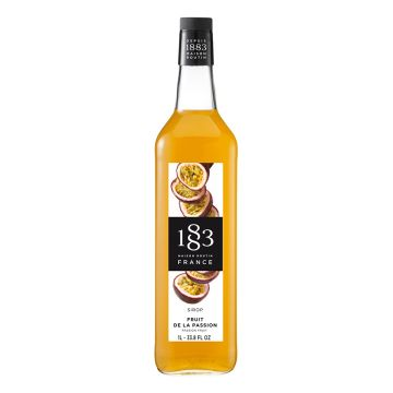 1883 Maison Routin Passion Fruit Syrup (1L)