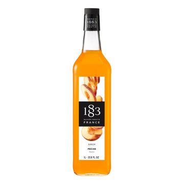 1883 Maison Routin Peach Syrup (1L)