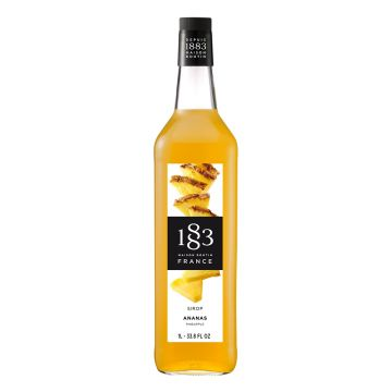1883 Maison Routin Pineapple Syrup (1L)