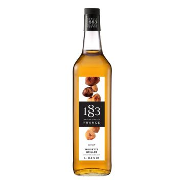 1883 Maison Routin Roasted Hazelnut Syrup (1L)