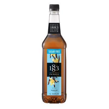 1883 Maison Routin Sugar Free Vanilla Syrup (1L)
