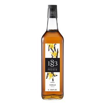 1883 Maison Routin Vanilla Syrup (1L)