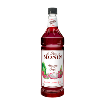 Monin Dragon Fruit Syrup - 1.0 Liter