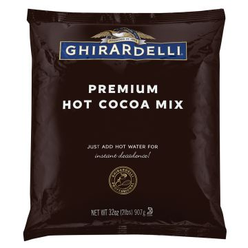 Ghirardelli Premium Water-Soluble Hot Cocoa (2 lbs)