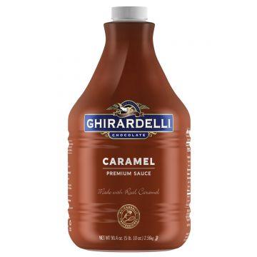 Ghirardelli Caramel Flavored Sauce (64 fl oz)