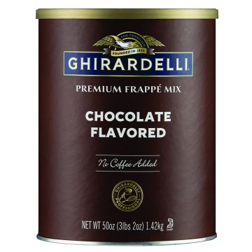 Ghirardelli Chocolate Frappe (3.12 lbs)