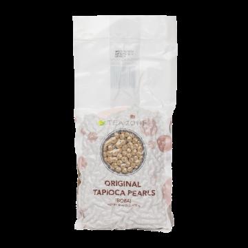 Tea Zone Original Tapioca Pearls (Boba) in Packaging
