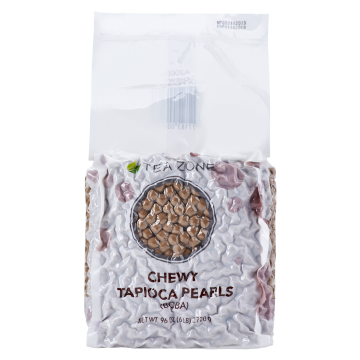 Tea Zone Chewy Tapioca Boba - Bag (6 lbs)
