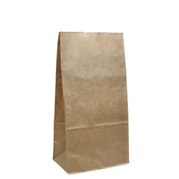 4 lb Paper Bag- Kraft - 500 ct