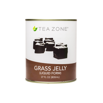 Tea Zone Grass Jelly - Liquid Form (27oz)