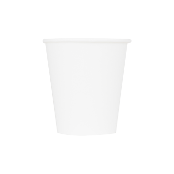 Karat 10oz Paper Hot Cups - White (90mm) - 1,000 ct