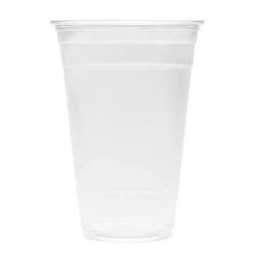 Karat 20oz PET Plastic Cold Cups (98mm) - 1,000 ct
