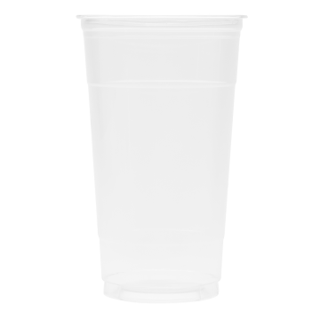 Karat 32oz PET Plastic Cold Cups (107mm) - 300 ct