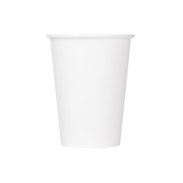 Karat 12oz Paper Cold Cup - White (90mm) - 1,000 ct, C-KCP12W