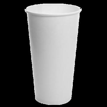 Karat 32oz Paper Cold Cup - White (104.5mm) - 600 ct