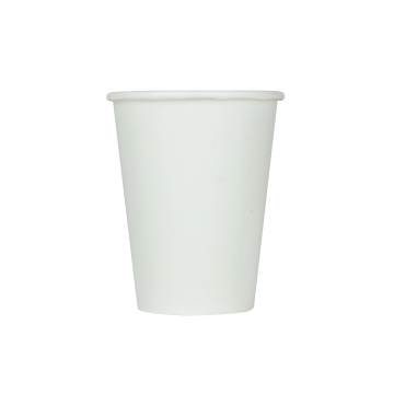 Karat 9oz Paper Cold Cup - White (75mm) - 1,000 ct, C-KCP9W