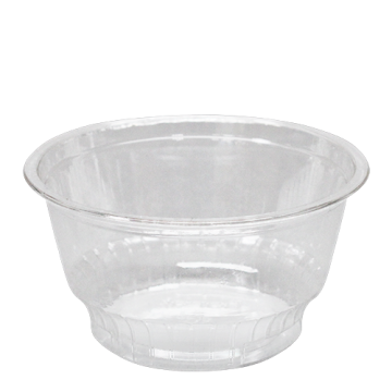 Karat 5oz PET Plastic Dessert Cups (92mm) - 1,000 ct