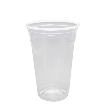 Karat 20oz PP Plastic Cold Cups (98mm) - 1,000 ct