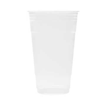 Karat 24oz PP Plastic Cold Cups (98mm) - 600 ct