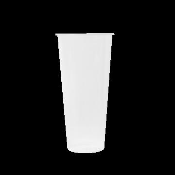 Karat 24oz Tall Premium PP Plastic Cup - 500 ct