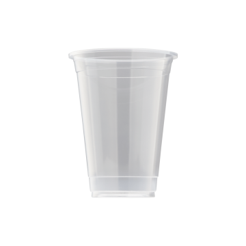 Karat 16oz PP Plastic U-Rim Cold Cups (95mm) - 2,000 ct