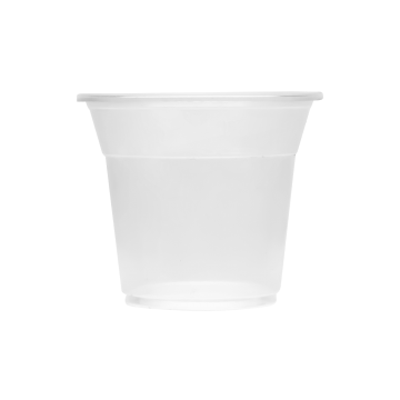 Karat 8.5oz PP Plastic U-Rim Y-Series Cold Cups (95mm) - 2,000 ct