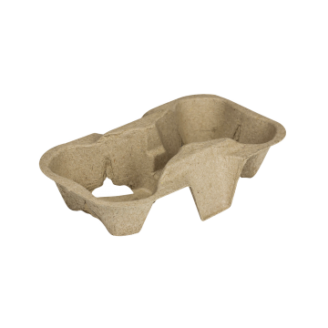 Karat Cup Holder - 2 cups (8oz - 24oz) - 600 ct