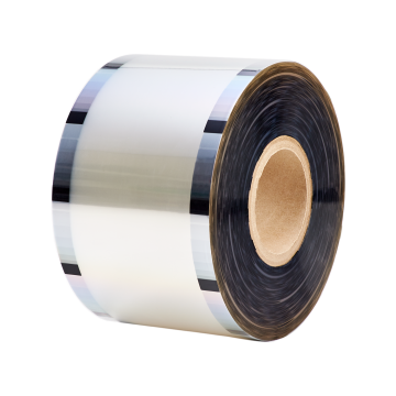 Karat PP Plastic Sealing Film Roll - Clear (95mm)