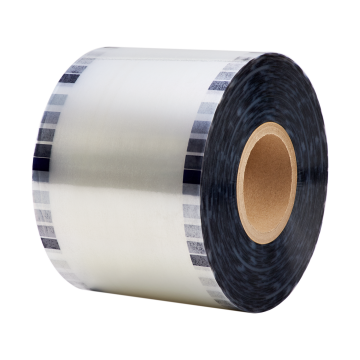 Karat PET Plastic Sealing Film - Clear (120mm)