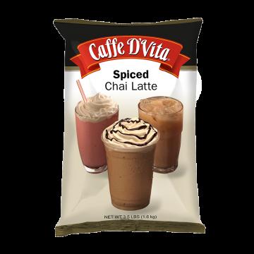 Caffe D'Vita Spiced Chai Latte (3.5 lbs)