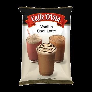 Caffe D'Vita Vanilla Chai Latte (3.5 lbs)