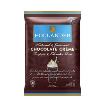 Hollander Chocolate Frappe Powder (2.5lbs)