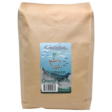 Cafvina Northwest Blend - Ground (5 lbs)