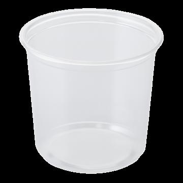 Karat 24oz PP Deli Containers - 500 c