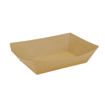 Karat Food Tray (Kraft) - 5.0 lb
