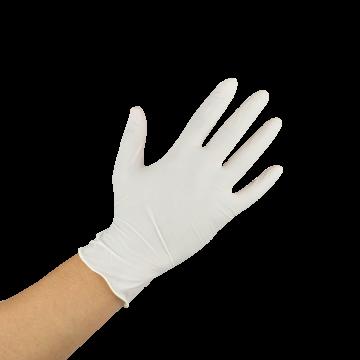 Karat Latex Powder-Free Gloves (Clear) - Large - 1,000 ct, FP-GL1018