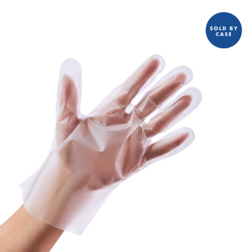 Karat Thermoplastic Elastomer Powder-FREE Glove (Large) - 2000pcs/ctn