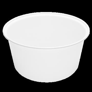 Karat 48oz PP Injection Molding Bowl (White) - 300 ct