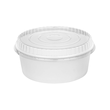 Karat 32oz Paper Short Buckets - 360 ct
